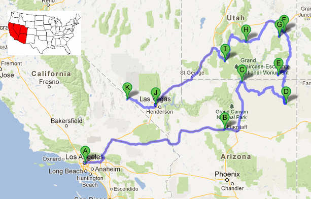 map of usa arizona state with S535 F2 Exemples D Itineraires on Nebraska Historical Timeline furthermore Where Is Salem as well Hiking Camelback Mountain in addition Amsw Flatmap2 also Surrogacy Laws State By State.
