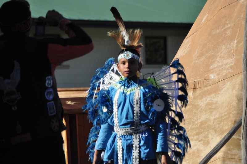 Danseur Amérindien