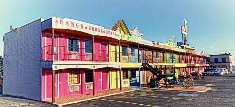 Big Texan Steak Ranch motel