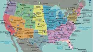Grandes Villes Des Usa