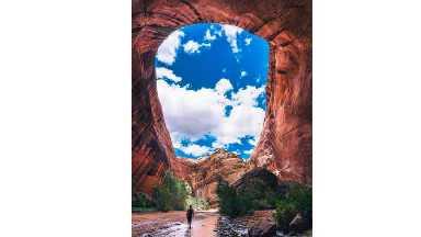 Jacob Hamblin Arch