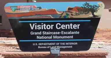 Parcs nationaux ouest américain