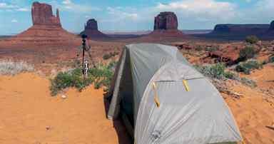 Liste des campings des parcs