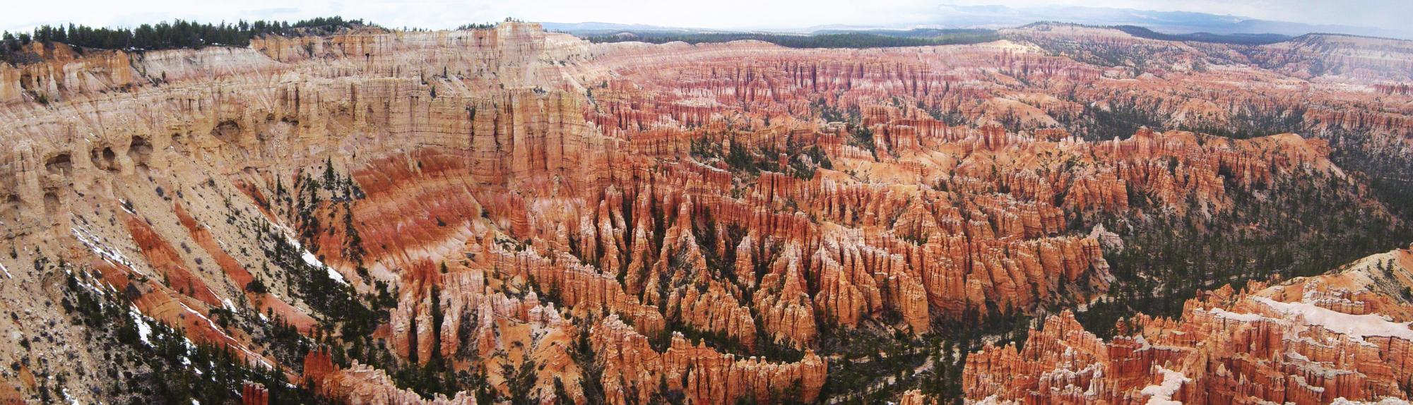 Visiter Bryce Canyon National Park