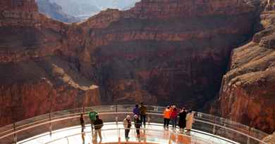 Indian Country Adventure mit Skywalk