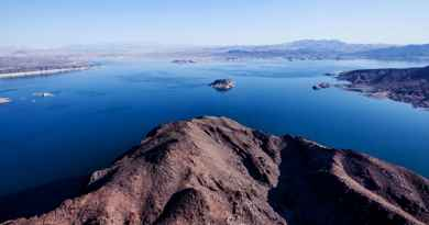 Survol Lake Mead