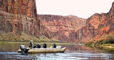 Antelope Canyon with River Rafting