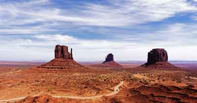 Avion Grand Canyon + tour guidé Monument Valley 4x4