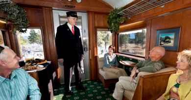 Billet de train aller au départ de Sedona ou Flagstaff