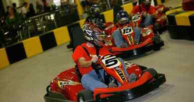 Las Vegas Kart Racing Experience - 2 Courses