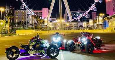 Las Vegas Strip Tour sur un trike de luxe Rewaco