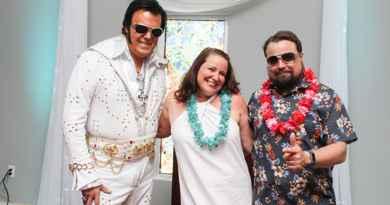 Mariage Fun en compagnie d'Elvis