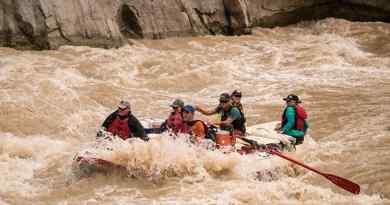 Rafting Colorado 2 jours