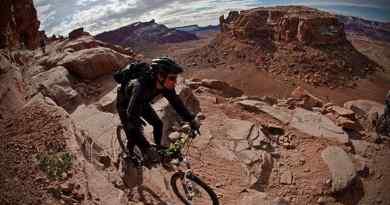 visite guidée les meilleurs sentiers de Moab en VTT