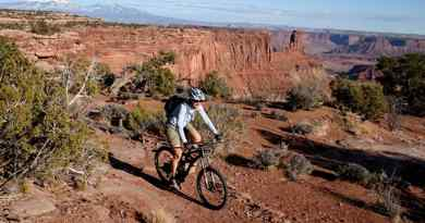 Moab et Dead Horse Point en VTT