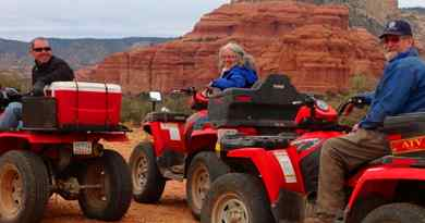 West Sedona Canyon ATV Tour