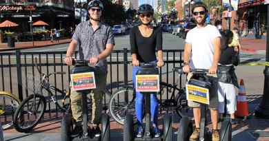 Platinum Balboa Park et Downtown Segway Tour