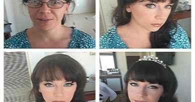 Coiffure et maquillage professionnel à domicile