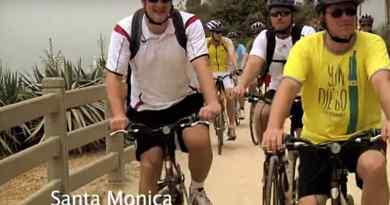 Visite guidée de Los Angeles à vélo – Parcours de 50km