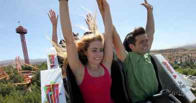Billet Six Flags Magic Mountain