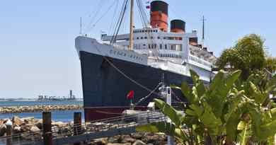 Billet Queen Mary - Los Angeles