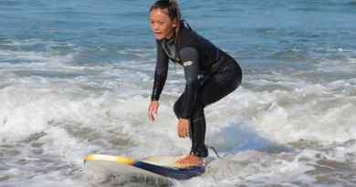 Cours privé de surf de 2 heures