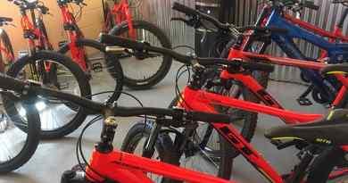 Tour de Manson Mesa à vélo