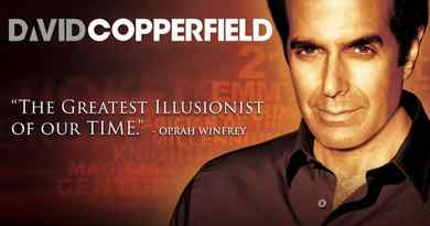 David Copperfield au MGM Grand