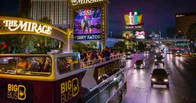 Las Vegas Night Tour en Bus