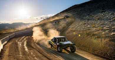 Course Baja hors piste