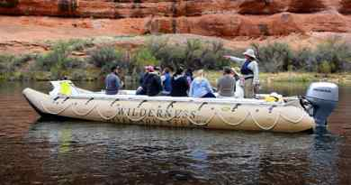 Rafting Colorado à Glen Canyon et Horseshoe Bend