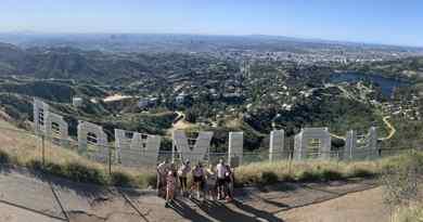 Randonnée guidée jusqu'au Hollywood Sign