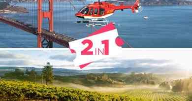Hélicoptère VIP & Excursion vignes avec dégustation