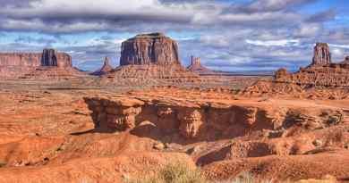 Visite guidée de Monument Valley