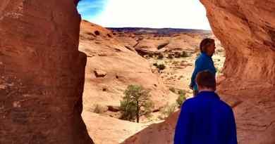 Visite guidée de Monument Valley et Mystery Valley