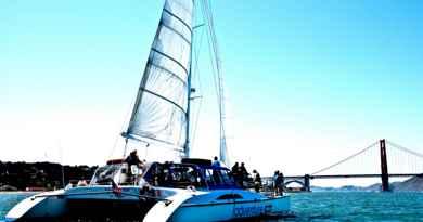 Croisière en catamaran dans la baie de San Francisco