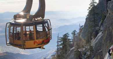 Billet Palm Springs Aerial Tramway
