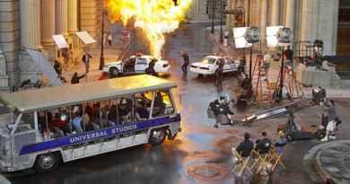 Billets Universal Studios + départ/retour hôtel