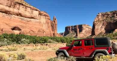 Visite privée du Canyon de Chelly 3h