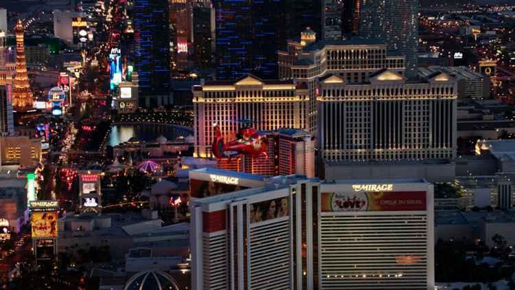 Las Vegas Toutes Les Infos Utiles Pour Visiter Las Vegas